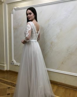 Wedding dress 0040-2018
