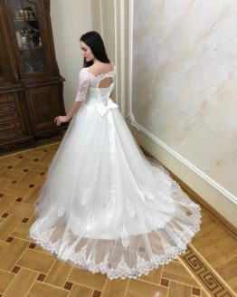 Wedding dress 0006-2018