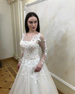 Wedding dress 00032-2017