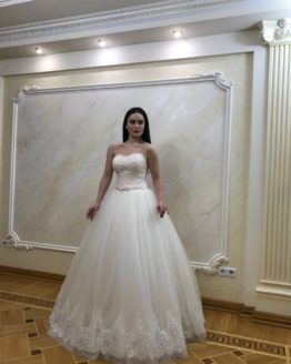 Wedding dress 0031-2017