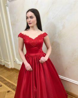 Evening dress 0010-2018