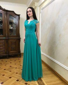 Evening dress 0018-2018