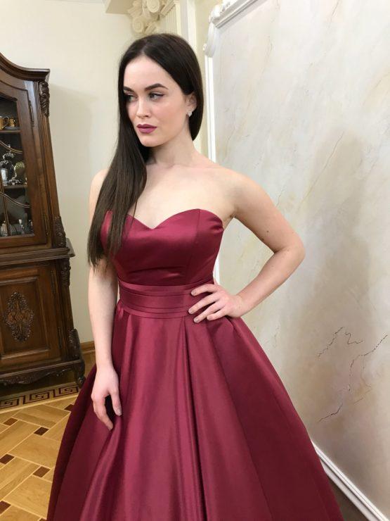 Evening dress 0011-2018