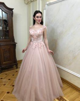 Evening dress 0030-2018