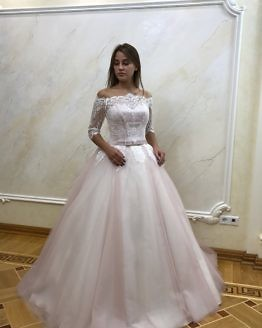 Wedding dress 0016-2017