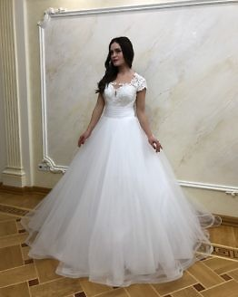 Wedding dress 0005-2017