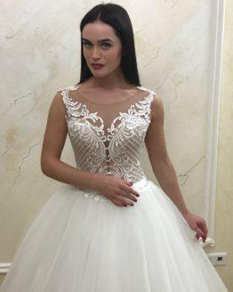 Wedding dress 0002-2017