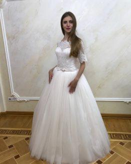 Wedding dress 0026-2017