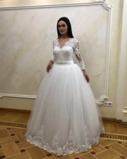Wedding dress 0015-2017