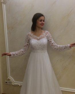 Wedding dress 006-2017