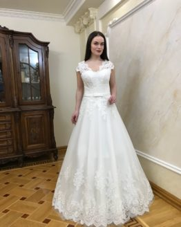 Wedding dress 0052-2018