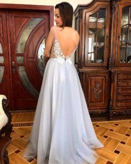 Wedding dress 0071-2018