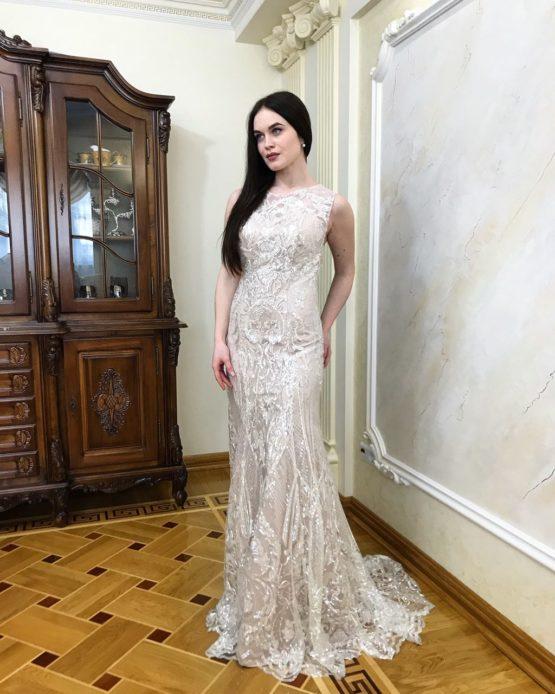 Wedding dress 0089-2018