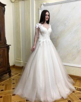 Wedding dress 0092-2018