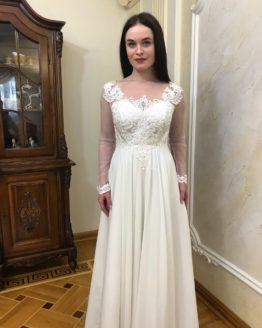 Wedding dress 0094-2018