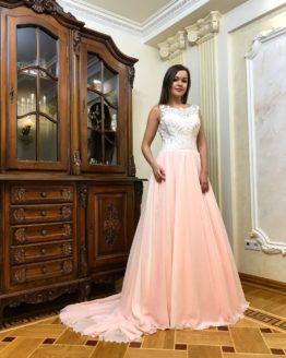 Evening dress 0060-2018