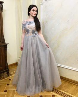 Evening dress 0085-2018