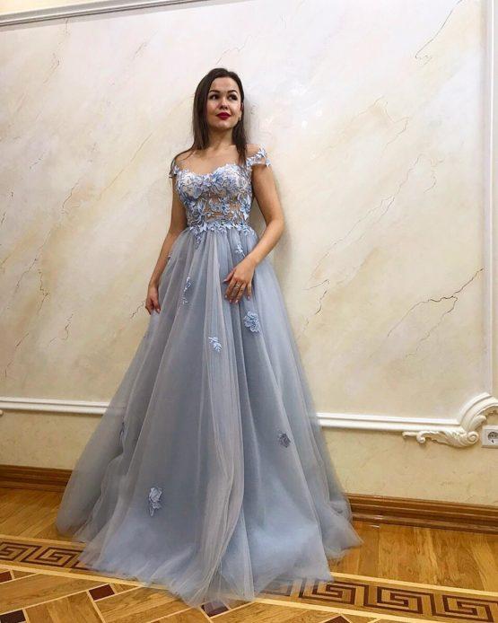 Evening dress 0065-2018