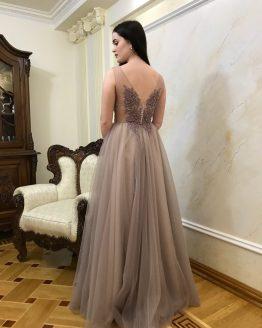 Evening dress 0131-2018