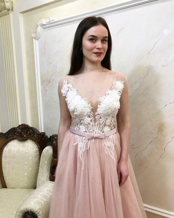 Wedding dress 0129-2018