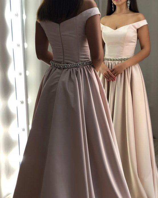 Evening dress  0134-2018