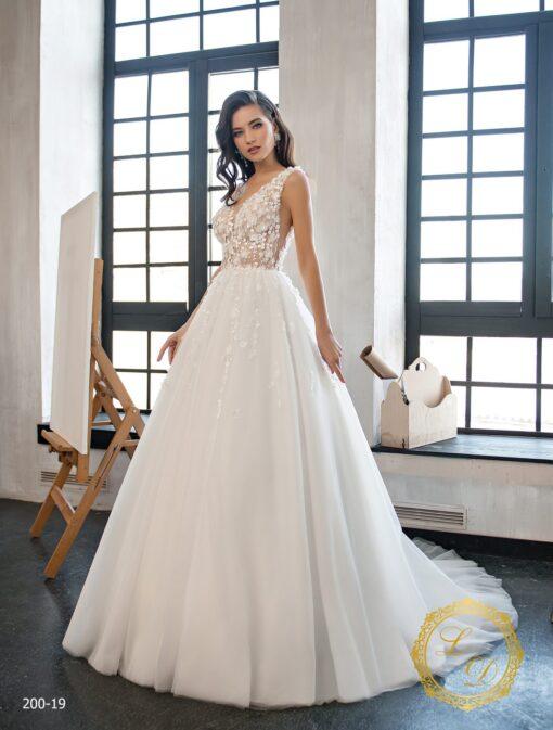 Wedding dress 200-19-1