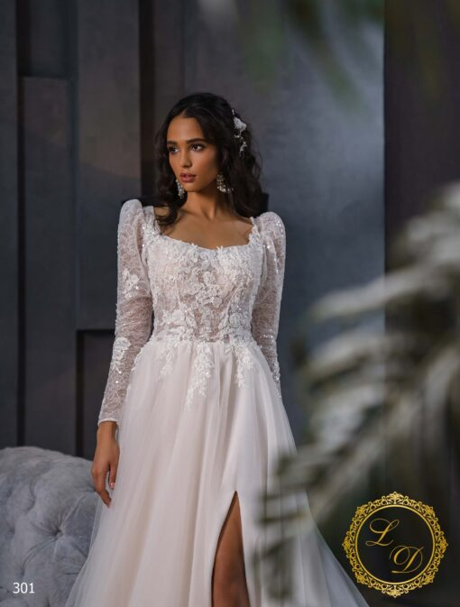 Wedding dress Lady Di 301-2