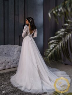 Wedding dress Lady Di 301-3