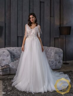 Wedding dress Lady Di 302