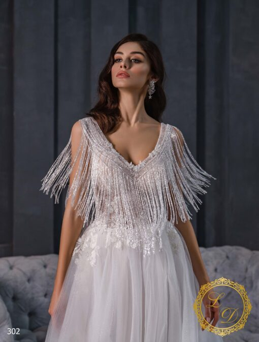 Wedding dress Lady Di 302-2