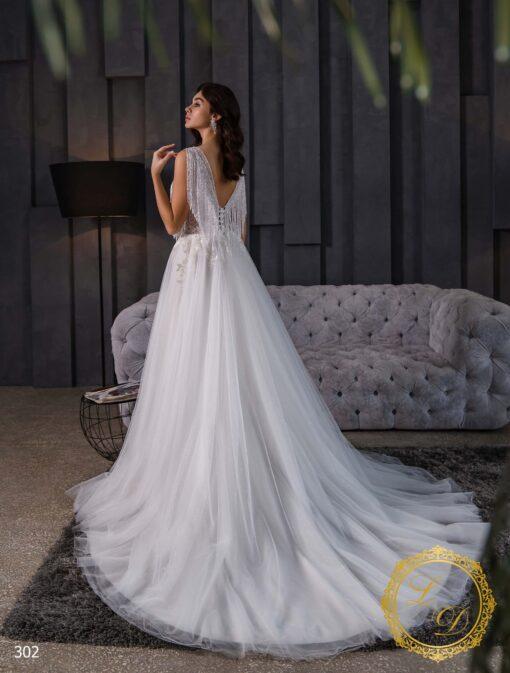 Wedding dress Lady Di 302-3