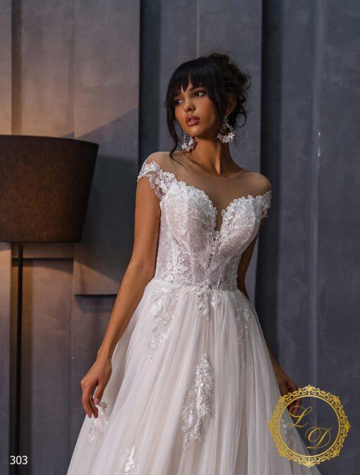 Wedding dress Lady Di 303-2