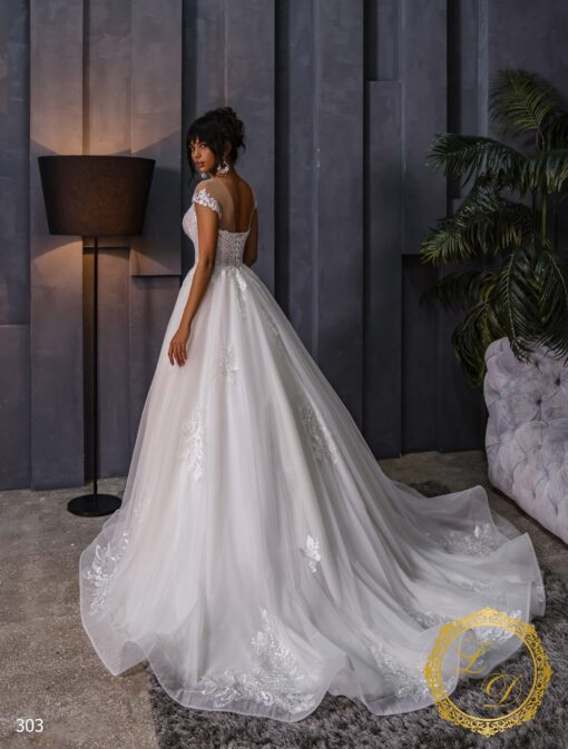 Wedding dress Lady Di 303-3