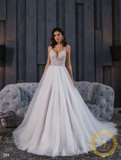 Wedding Dress Lady Di 304-1