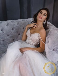Wedding Dress Lady Di 304-2