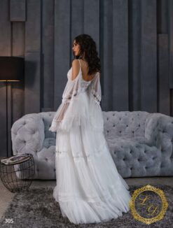 Wedding Dress Lady Di 305-3