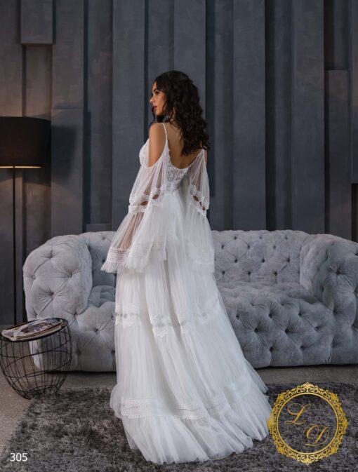 Wedding Dress Lady Di 305-3