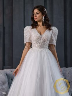 Wedding Dress Lady Di 306-2