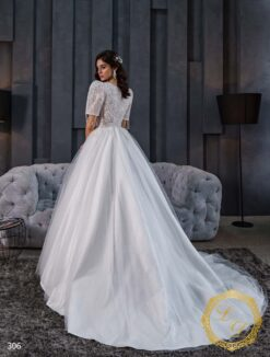 Wedding Dress Lady Di 306-4