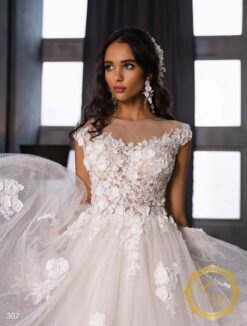 Wedding Dress Lady Di 307-2