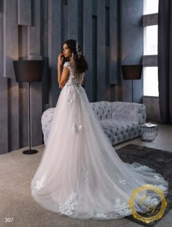 Wedding Dress Lady Di 307-3