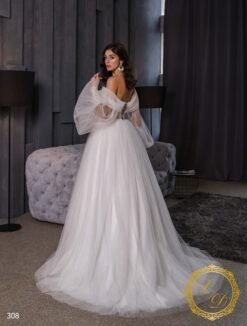Wedding Dress Lady Di 308-2