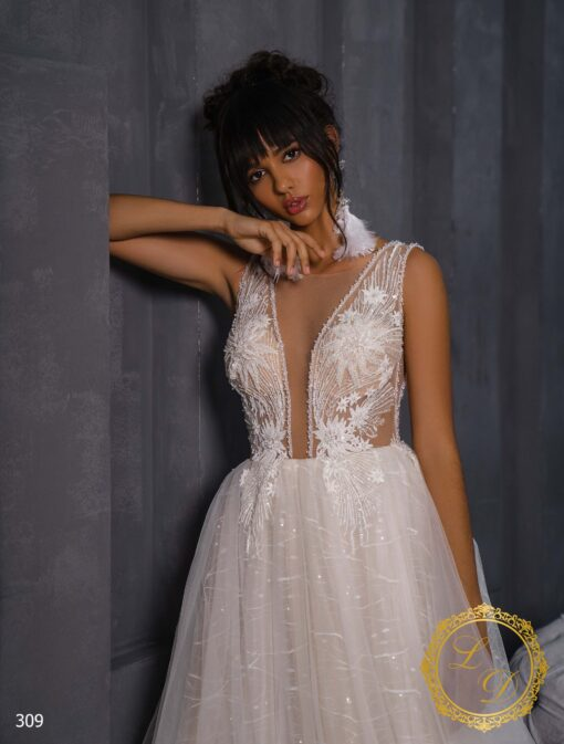 Wedding Dress Lady Di 309-1Wedding Dress Lady Di 309-2