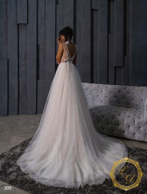 Wedding Dress Lady Di 309-3