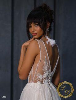 Wedding Dress Lady Di 309-4