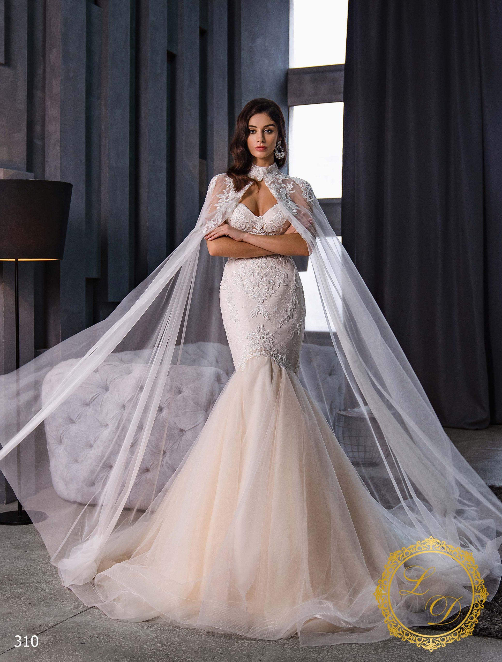 Wedding Dress Lady Di 310-1