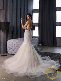 Wedding Dress Lady Di 310-4