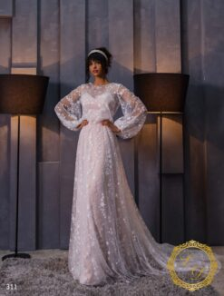 Wedding Dress Lady Di 311-1