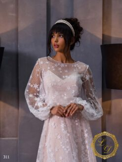 Wedding Dress Lady Di 311-2