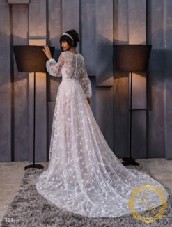 Wedding Dress Lady Di 311-3